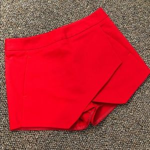 Red Express Shorts/Skirt